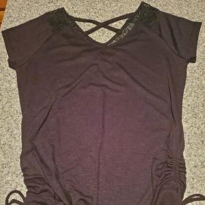 Black top sz XL